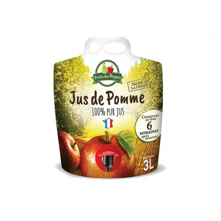 Push up jus de pomme